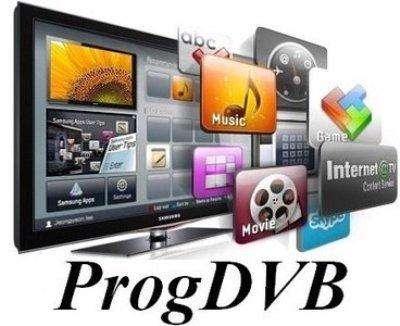 ProgDVB Professional Edition 6.72.5 64 bit