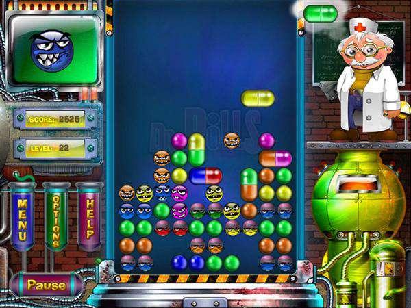 بازی دکتر و قرص Dr.Pills v1.0