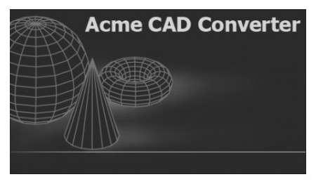 Acme CAD Converter 8.2.5