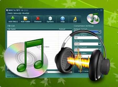 WAV To MP3 2.0.1