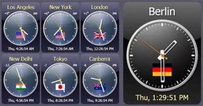 Sharp World Clock 5.42