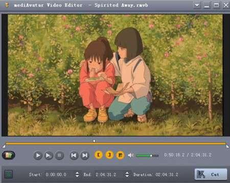 MediAvatar Video Editor 2.1.1