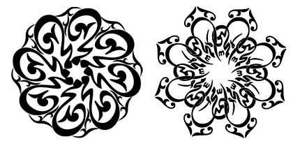 دانلود طرح های آماده خوشنویسی با موضوع حضرت محمد صل الله علیه وآله و سلم