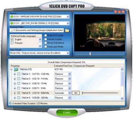 1CLICK DVD Copy Pro 4.2.7.2
