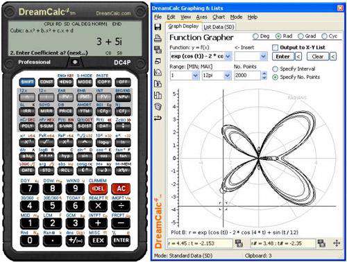 ماشین حساب علمی DreamCalc Professional Edition v4.7.2
