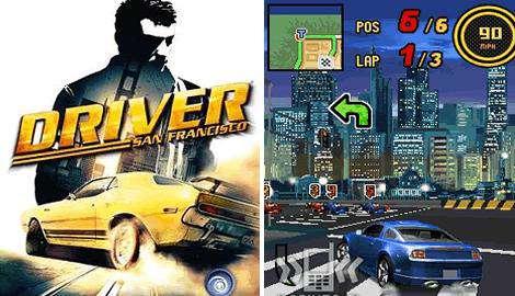 بازی درایور Driver San Francisco جاوا