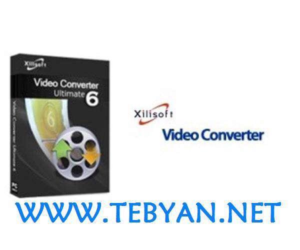 مبدل فایل های صوتی و تصویری - Xilisoft Video Converter Ultimate 6.8.0