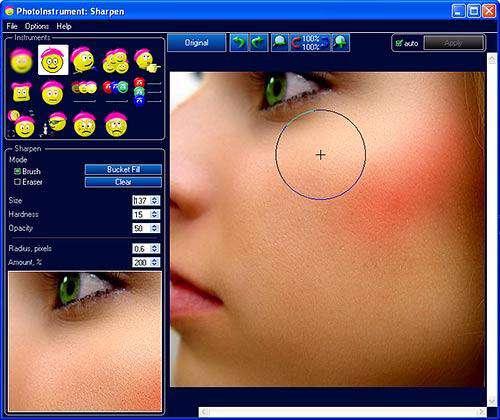 PhotoInstrument 5.3 Build 534 - ویرایش عکس + پرتابل