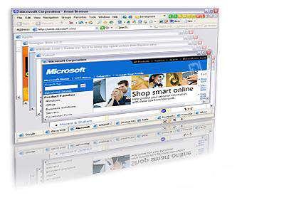 Avant Browser 2012 Build 8 - مرورگر اینترنتی