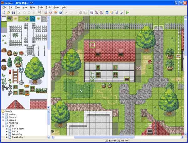 ساخت بازی با Game Maker v8.0