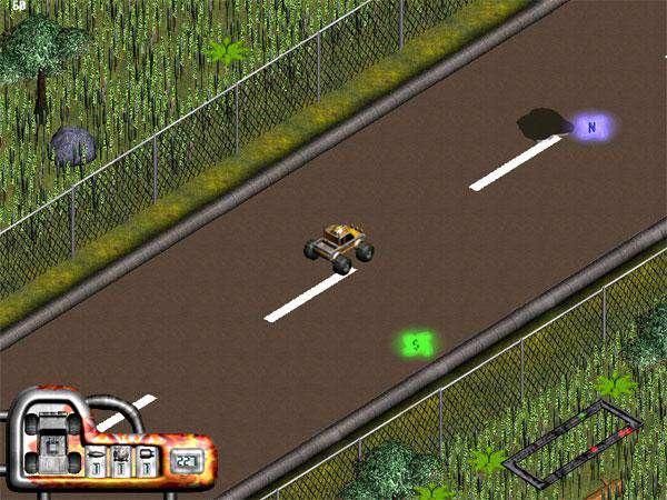 مسابقه ماشین های جنگی Falco Crushes