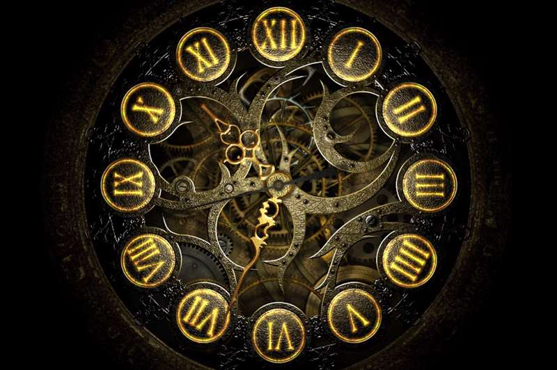 Mechanical Clock 1.1.0.9