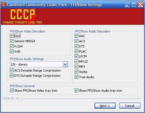 Combined Community Codec Pack 2011-11-11 Final