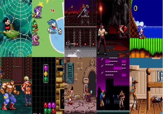 پک 3 بازیهای دستگاه SEGA