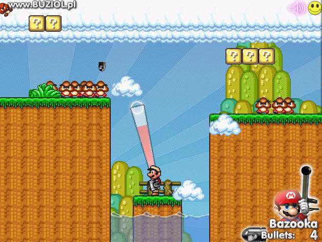 بازی فوق العاده زیبای Super Mario Bombastic 1.0