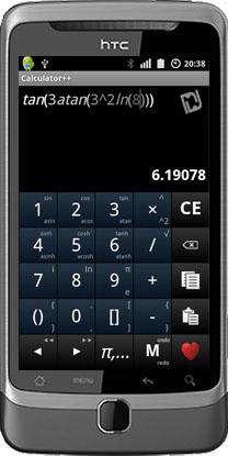 ماشین حساب Calculator++ v1.0.1 ویژه آندروید