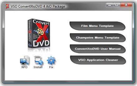 Convert X to DVD 4.0.12.327
