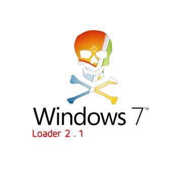 فعال سازی و رفع محدودیت زمان ویندوز هفت با Windows 7 Loader v2.1.0