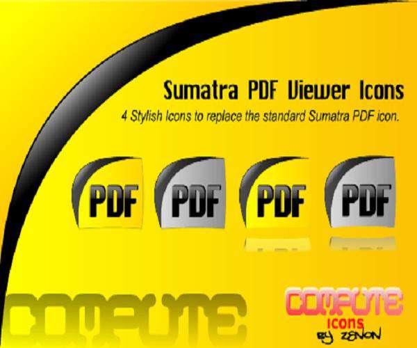 Sumatra PDF 1.9 - مدیریت فایل های PDF