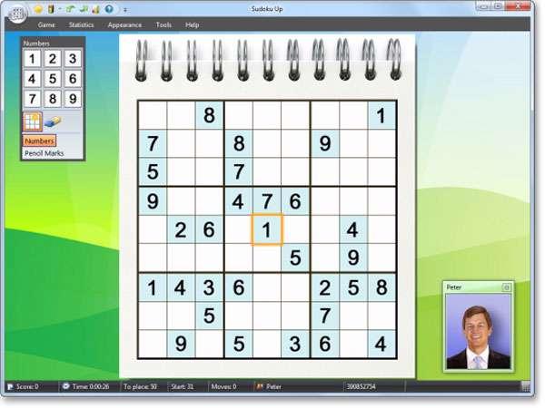 بازی سودوکو Sudoku Up 2012 v6.0