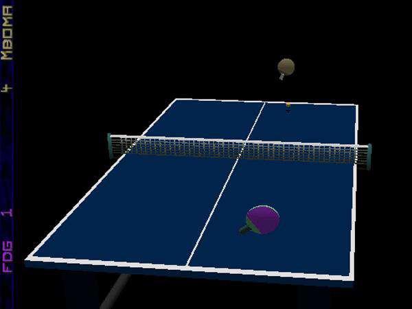 بازی تنیس روی میز Table Tennis Pro