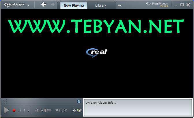 RealPlayer 15.0.0.198 - پلیر قدرتمند