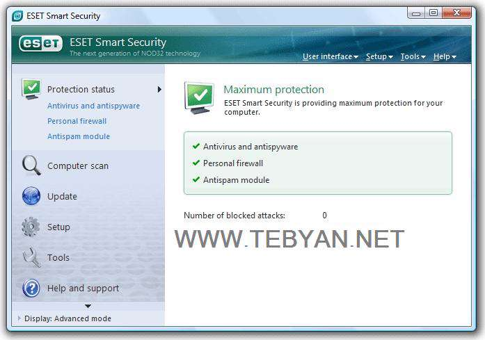 ESET NOD32 Antivirus 5.0.95.0 Final