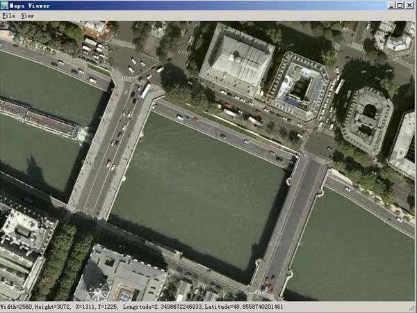 دریافت نقشه های جهان با Universal Maps Downloader v6.77