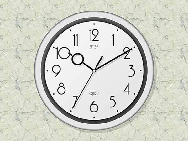 محافظ صفحه نمایش ساعت دیواری Wall Clock 7
