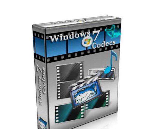 Windows 7 Codecs 3.2.8 - کدک ویندوز 7