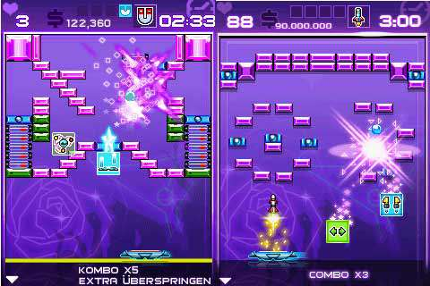بازی موبایل Block Breaker 2 Deluxe  جاوا