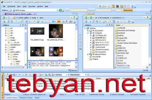 SmartFTP 4.0 Build 1226