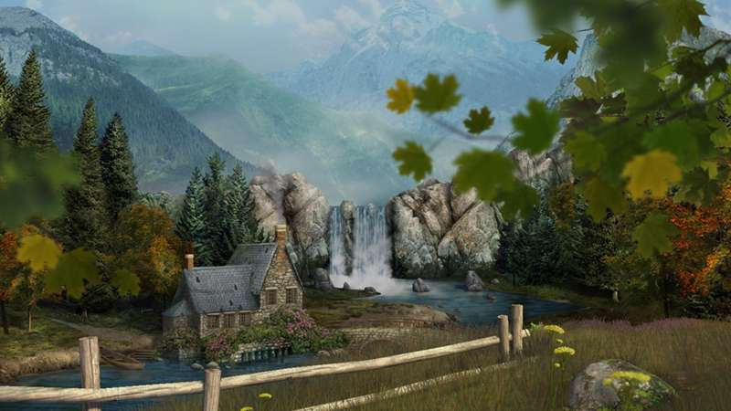 Mountain Waterfall 1.0.0.2