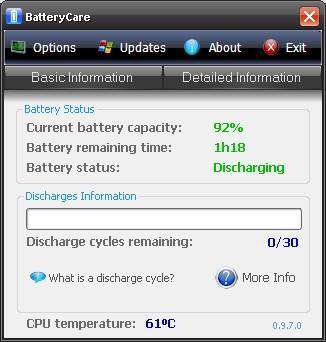 BatteryCare 0.9.8.12