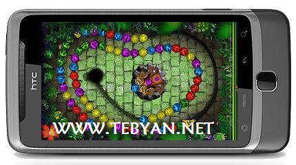 بازی آندروید رنگچین ماربل بلاست Marble Blast! – ZUMA Game