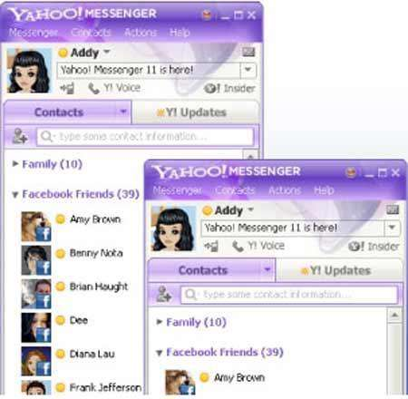 یاهو مسنجر،  Yahoo! Messenger 11.5.0.155 Final