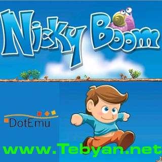 بازی ماجرایی جذاب و زیبای Nicky Boom 1