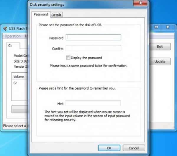 محافظت از فلش و پورت USB با USB Flash Security v4.1.5