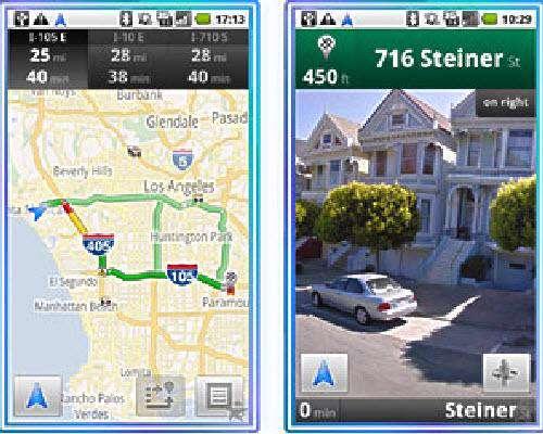 نرم افزار موبایل نقشه گوگل Google Maps 6.1.0 آندروید