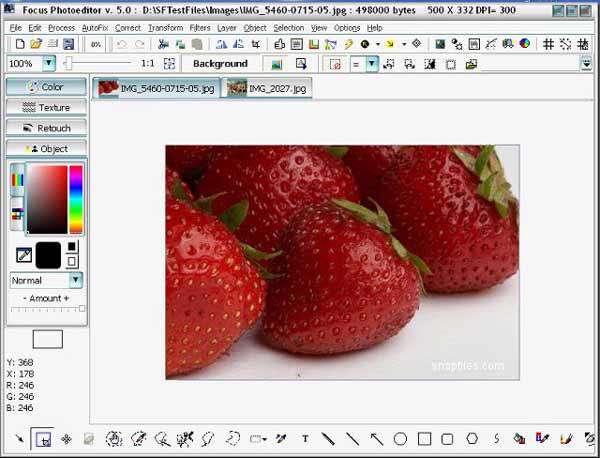 ویرایش و رتوش حرفه ای تصاویر با Focus Photoeditor 6.3.9