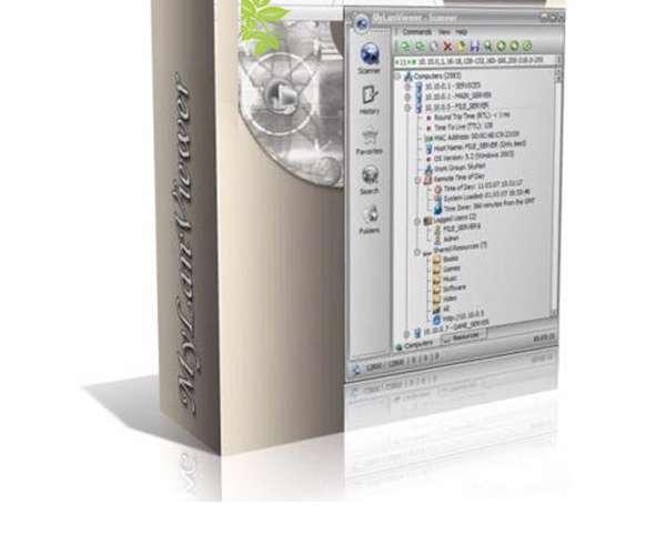 MyLanViewer 4.9.5 - مدیریت شبکه