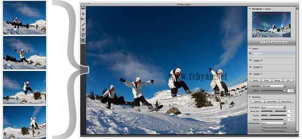 ویرایش حرفه ای و لایه ای تصاویر با Perfect Layers v2.0.1