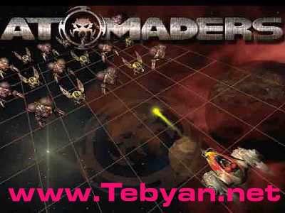 بازی اکشن و کم حجم Atomaders