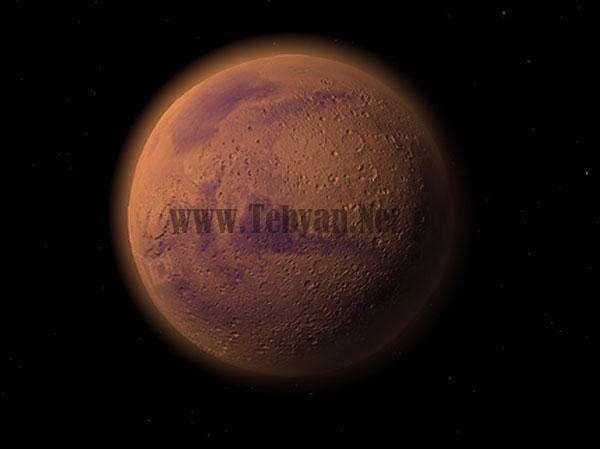 محافظ صفحه نمایش سیاره مریخ Incredible Mars 3D Screensaver v1.1