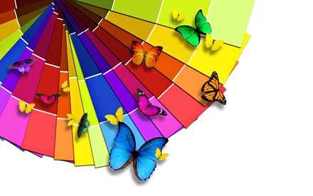 مجموعه بنر های رنگارنگ با فرمت EPS