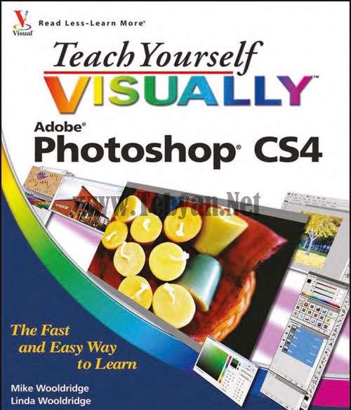 کتاب آموزش تصویری Photoshop CS4