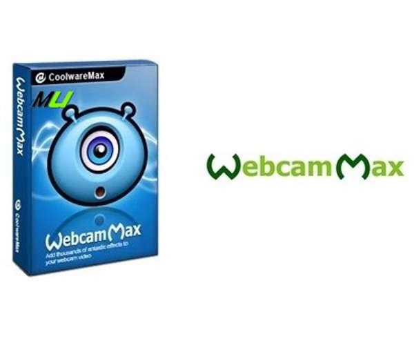 WebcamMax 7.5.9.6 - وب کم