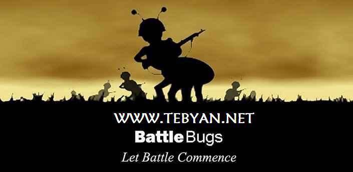 بازی جذاب نبرد سوسک ها نسخه اندروید، Battle Bugs v1.0