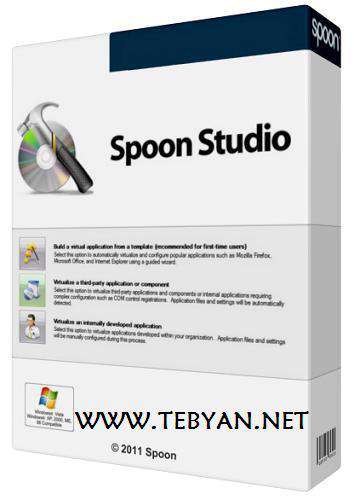 ساخت نرم افزار پرتابل، Spoon Studio 10.0.2010.0