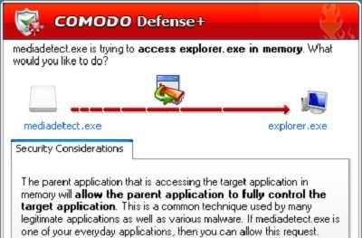 Comodo Firewall 5.9.221665.2197